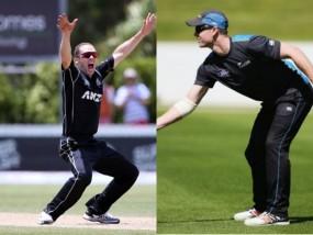 न्यूजीलैंड ने आखिरी 2 वनडे मैचों के लिए टीम में किए दो बदलाव, नीशम और एश्ले को मिली जगह