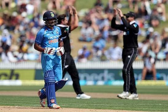 IND VS NZ 4th ODI: रोहित ने कहा-बल्लेबाजी के लिहाज से टीम का सबसे खराब प्रदर्शन