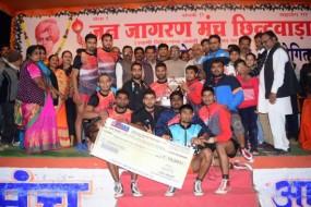 रोमांचक मुकाबले में पुणे को हराकर नोयडा बना कबड्डी का विजेता