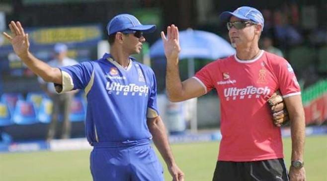 IPL 2019: राजस्थान रॉयल्स ने पैडी अपटन को मुख्य कोच किया नियुक्त