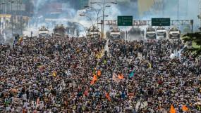 वेनेजुएला: अमेरिका ने वेनेजुएला पर लगाया प्रतिबंध, विरोध में उतरे रूस और चीन