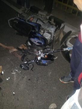 छिंदवाड़ा: तेज रफ्तार ट्रक ने बाइक सवारों को रौंदा, दो की मौत, एक की हालत गंभीर