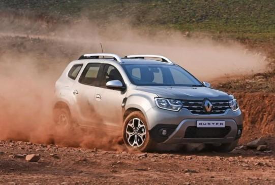 कई नए फीचर के साथ आई 2019 Renault Duster, जानें कीमत