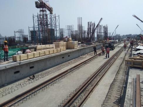 26 फरवरी तक तैयार हो जाएगीबर्डी-खापरी मेट्रो लाइन,आकर्षित बनेगा बर्डी का इंटरचेंज स्टेशन