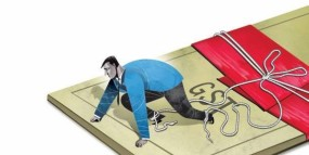 फर्जी जीएसटी इनवॉइस तौयार कर सरकार को लगाया 25 करोड़ का चूना, गिरफ्तार