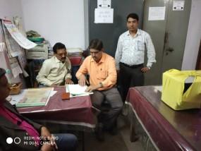 एसडीएम कार्यालय का लिपिक रिश्वत लेते गिरफ्तार