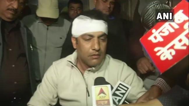 अमित भंडारी पर हुए हमले की सहवाग-गंभीर ने की आलोचना, दो आरोपी गिरफ्तार