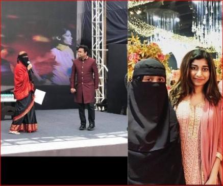 AR रहमान का ट्रोलर्स को जवाब, खुद बेटी ने लिया बुर्का पहनने का फैसला