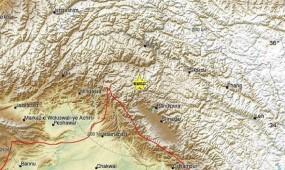 कश्मीर में 5.6 तीव्रता का भूकंप, दहशत के चलते लोग निकले घरों से बाहर