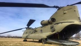भारतीय वायुसेना की बड़ी ताकत, शामिल हुआ चिनूक हेलीकॉप्टर