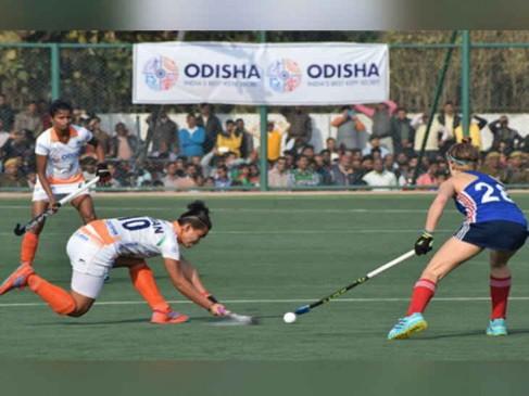 भारत-ए महिला हॉकी टीम ने फ्रांस-ए को 3-2 से हराया, सीरीज 1-1 से बराबर