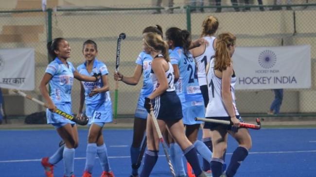 भारत-ए ने फ्रांस-ए को 2-0 से हराया, सीरीज में 2-1 की बढ़त बनाई