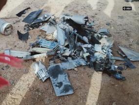 कच्छ में भारतीय सेना ने मार गिराया पाक का ड्रोन