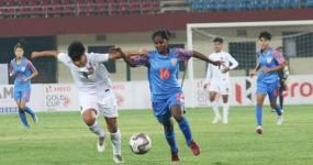 भारतीय महिला फुटबॉल टीम म्यांमार से हारकर गोल्ड कप टूर्नामेंट से बाहर