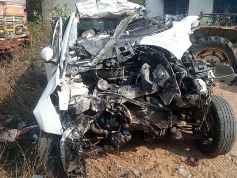 सड़क दुर्घटना में झारखंड के दो नेशनल खिलाड़ियों की मौत