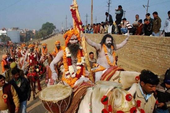 कुंभ 2019: जानिए... कौन होते हैं खूनी नागा साधु, क्यों दिया गया ये नाम...