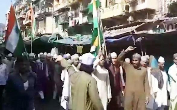 पुलवामा हमले के विरोध में मुंबई का मुस्लिम बहुल इलाका रहा बंद, आज नहीं खुलेगा कपड़ा बाजार
