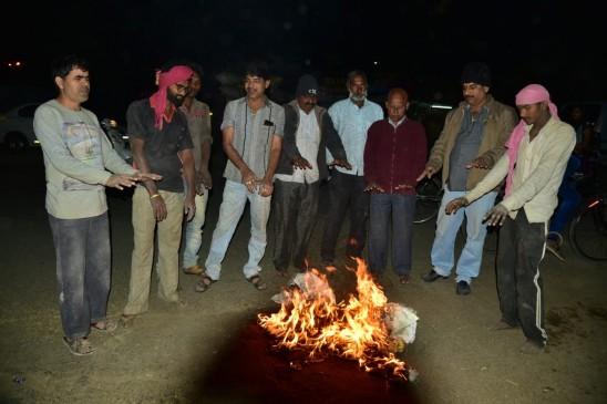 विदर्भ में सबसे ठंडा रहा नागपुर, पिछले कुछ घंटों में गिरा पारा, न्यूनतम तापमान 6.3 ℃