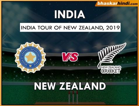 IND vs NZ 1st T-20: न्यूजीलैंड 80 रनों से जीता, भारत की टी-20 में सबसे बड़ी हार