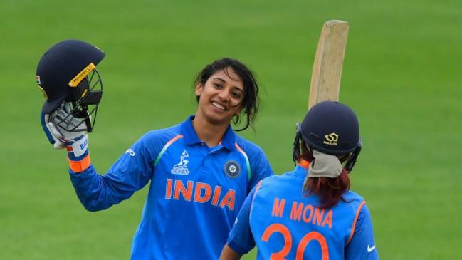 भारतीय महिला टीम को न्यूजीलैंड के हाथों मिली हार, मंधाना की फास्टेस्ट फिफ्टी