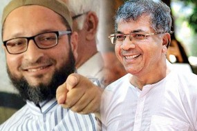 प्रकाश आंबेडकर ने कहा- हिंदुत्ववादी बन गई राहुल की कांग्रेस, ओवैसीबोले - मुसलमानों की बर्बादी के लिए भी यही पार्टी जिम्मेदार