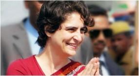 नमस्कार, मैं प्रियंका गांधी वाड्रा बोल रही हूं, आप सब से मिलने लखनऊ आ रही हूं