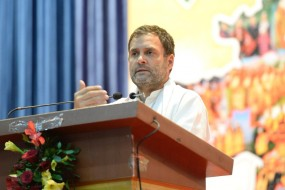 पूर्वोत्तर से राहुल ने शुरू किया चुनावी अभियान, मिनिमम इनकम का किया वादा