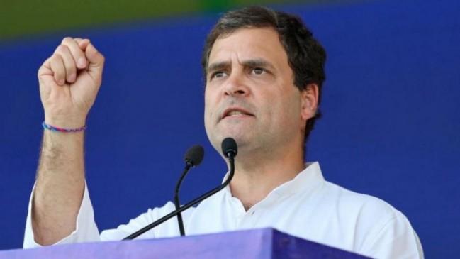 धुले-मुंबई में होगी राहुल गांधी की सभा, पीएम के 'मेरा बूथ, सबसे मजबूत' कार्यक्रम से विपक्ष खफा