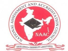 नैक के नए मापदंडों पर दो दिवसीय परिषद 2 मार्च से
