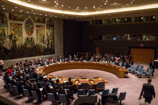 संयुक्त राष्ट्र सुरक्षा परिषद ने की पुलवामा हमले की कड़ी निंदा