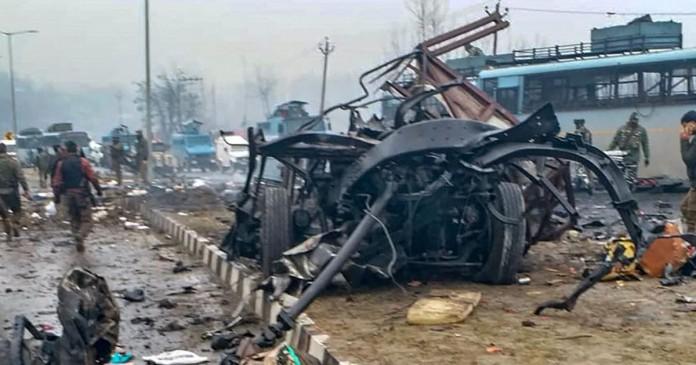 पुलवामा आतंकी हमला : RDX नहीं, इस विस्फोटक से किया गया था फिदायीन हमला