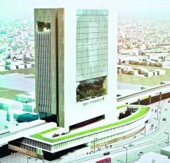20 मंजिल का होगा जीरो माइल स्टेशन, 5वीं मंजिल से क्रास होगी मेट्रो