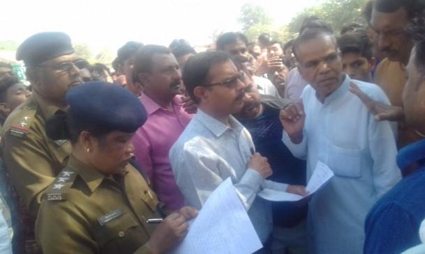भाजपा जिला उपाध्यक्ष पर प्राणघातक हमला , कार्यकर्ताओं में आक्रोश