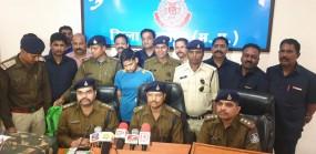 दमोह से खरीदकर जबलपुर में बेचता था गांजा, आरोपी तस्कर गिरफ्तार