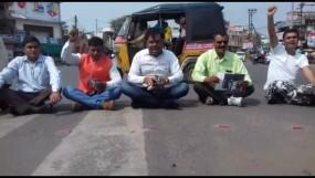 जबलपुर : सिंघम के तबादले से लोगों में आक्रोश, लोकसभा चुनाव का बहिष्कार करने की चेतावनी