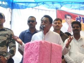 भाजपा सरकार में सबसे ज्यादा आतंकी हमले, सीएम कमलनाथ ने उठाए सवाल