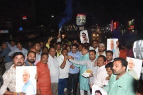 भाजपा प्रदेश अध्यक्ष राकेश सिंह होंगे पुन: लोकसभा के प्रत्याशी, घोषणा के बाद कार्यकर्ताओं में उत्साह
