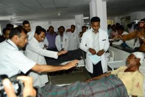 सीएम ने दिए दूल्हादेव घाटी बस दुर्घटना की जांच के आदेश - मृतकों को मिलेंगें 5-5 लाख रू.