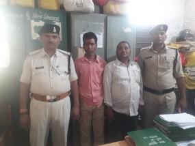 मासूम को अपहरण कर नागपुर-रायपुर घुमाते रहे अपहरणकर्ता, पुलिस ने आरोपी पति-पत्नी को किया गिरफ्तार