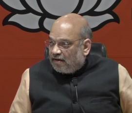 पित्रोदा का बयान दुर्भाग्यपूर्ण, सेना से माफी मांगें राहुल: अमित शाह