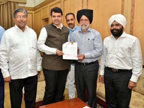भूपिंदर सिंह मनहास नांदेड गुरुद्वारा बोर्ड के अध्यक्ष- राज्यमंत्री का मिला दर्जा
