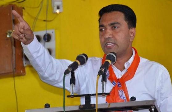 गोवा में सियासी हलचल तेज, प्रमोद सावंत हो सकते हैं नए सीएम