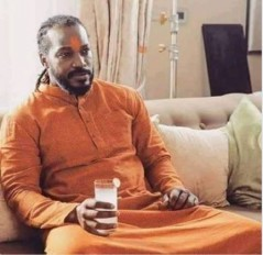 No Fake News : क्रिस गेल करेंगे भाजपा के लिए प्रचार! जानें क्या है सच्चाई