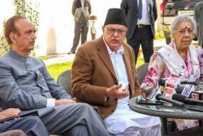 लोकसभा चुनाव : कांग्रेस-NC का J&K में गठबंधन, अब्दुल्ला श्रीनगर से लड़ेंगे चुनाव