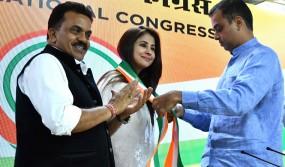 कांग्रेस ने उर्मिला मातोंडकर को मुंबई नॉर्थ से दिया टिकट, भाजपा के गोपाल शेट्टी से मुकाबला