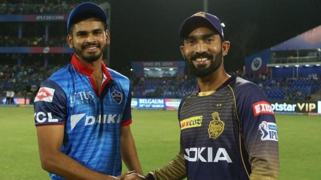 DC VS KKR : सुपरओवर में दिल्ली ने कोलकाता को हराया, 99 पर आउट हुए पृथ्वी शॉ