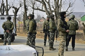 जम्मू-कश्मीर में सुरक्षाबलों को मिली कामयाबी, 36 घंटे में आठ आतंकी ढेर
