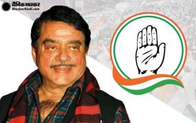 आज कांग्रेस में शामिल होंगे शत्रुघ्न सिन्हा, पटना साहिब से लड़ सकते हैं चुनाव