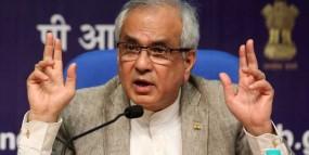 राहुल के 'न्याय' पर टिप्पणी कर फंसे नीति आयोग उपाध्यक्ष, EC ने भेजा नोटिस