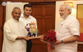 राजस्थान के राज्यपाल कल्याण सिंह बोले - 'हम सब बीजेपी के कार्यकर्ता हैं'